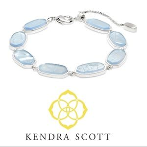 Millie Sky Blue Illusion Bracelet